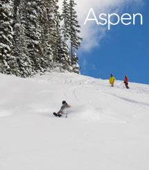 Aspen ski holiday info