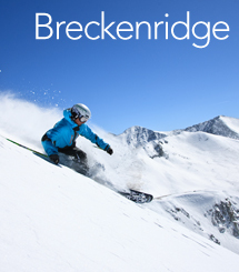 Breckenridge ski holiday info