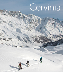 Cervinia ski holiday info