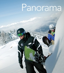Panorama ski holiday info