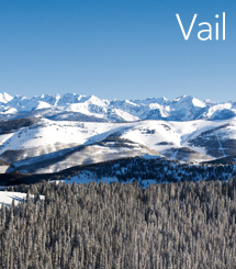Vail ski holiday info