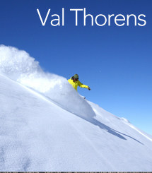 Val Thorens holiday info