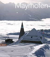 Mayrhofen ski holiday info