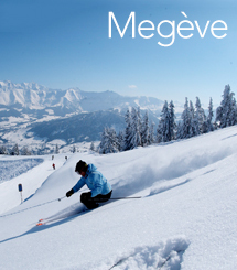 Megéve ski holiday info