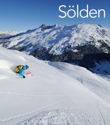 Sölden ski holiday info